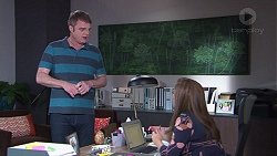 Gary Canning, Terese Willis in Neighbours Episode 7758