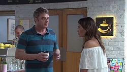 Gary Canning, Elly Conway in Neighbours Episode 7758