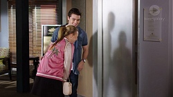 Xanthe Canning, Ben Kirk in Neighbours Episode 7758