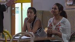 Kirsha Rebecchi, Dipi Rebecchi in Neighbours Episode 7759