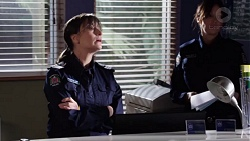 Snr. Sgt. Christina Lake in Neighbours Episode 7760