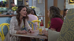Elly Conway, Amy Williams in Neighbours Episode 7760