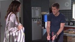 Elly Conway, Mark Brennan in Neighbours Episode 7760