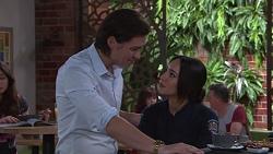 Leo Tanaka, Mishti Sharma in Neighbours Episode 7760