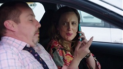 Toadie Rebecchi, Sonya Mitchell in Neighbours Episode 7760