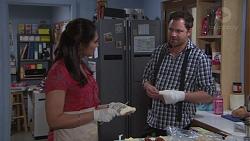 Dipi Rebecchi, Shane Rebecchi in Neighbours Episode 7760