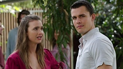 Amy Williams, Jack Callaghan in Neighbours Episode 7760