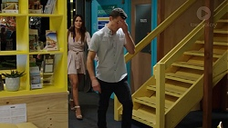 Elly Conway, Jack Callaghan in Neighbours Episode 7761