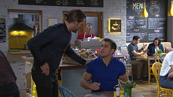 Rory Zemiro, Aaron Brennan in Neighbours Episode 7761