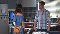 Elly Conway, Mark Brennan in Neighbours Episode 7761