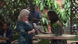 Sheila Canning, Dipi Rebecchi in Neighbours Episode 7762