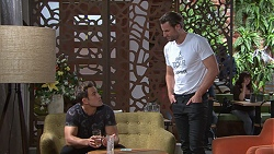 Aaron Brennan, Rory Zemiro in Neighbours Episode 7762