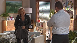 Steph Scully, Toadie Rebecchi in Neighbours Episode 7764