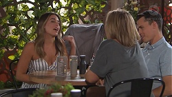 Paige Novak, Steph Scully, Jack Callaghan in Neighbours Episode 7764