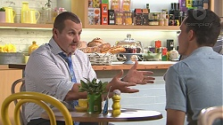 Toadie Rebecchi, Jack Callaghan in Neighbours Episode 7764