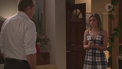 Toadie Rebecchi, Piper Willis in Neighbours Episode 7765