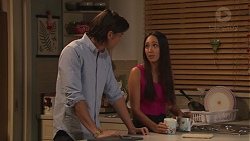 Leo Tanaka, Mishti Sharma in Neighbours Episode 7765