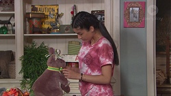 Yashvi Rebecchi in Neighbours Episode 7765