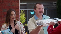 Sonya Mitchell, Toadie Rebecchi in Neighbours Episode 7765