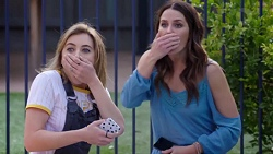 Piper Willis, Elly Conway in Neighbours Episode 7765