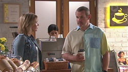 Steph Scully, Toadie Rebecchi in Neighbours Episode 7766