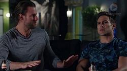 Rory Zemiro, Aaron Brennan in Neighbours Episode 7767
