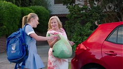 Xanthe Canning, Sheila Canning in Neighbours Episode 7767