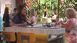 Dipi Rebecchi, Sheila Canning in Neighbours Episode 7767