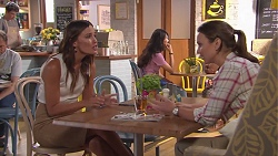 Elly Conway, Amy Williams in Neighbours Episode 7767