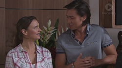 Amy Williams, Leo Tanaka in Neighbours Episode 7767