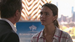 Paul Robinson, Amy Williams in Neighbours Episode 7768