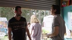 Rory Zemiro, Leo Tanaka in Neighbours Episode 7768