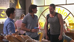 David Tanaka, Leo Tanaka, Rory Zemiro in Neighbours Episode 7768