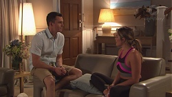 Jack Callahan, Paige Smith in Neighbours Episode 7768