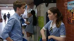 Jimmy Williams, Tia Martinez in Neighbours Episode 7769