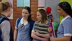 Xanthe Canning, Tia Martinez in Neighbours Episode 7769