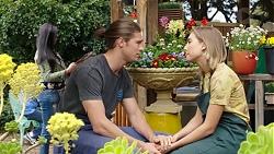 Tyler Brennan, Piper Willis in Neighbours Episode 7769