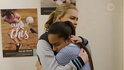 Xanthe Canning, Kirsha Rebecchi in Neighbours Episode 7769