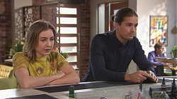 Piper Willis, Tyler Brennan in Neighbours Episode 7769