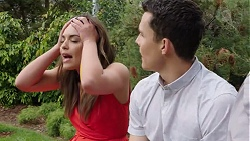 Paige Novak, Jack Callaghan in Neighbours Episode 7769