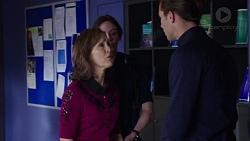 Fay Brennan, Tyler Brennan in Neighbours Episode 7770