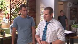 Mark Brennan, Toadie Rebecchi in Neighbours Episode 7770