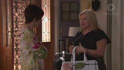Susan Kennedy, Sheila Canning in Neighbours Episode 7770