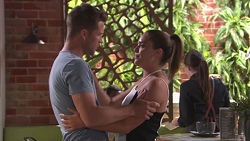 Mark Brennan, Paige Novak in Neighbours Episode 7770