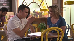 Jack Callaghan, Steph Scully in Neighbours Episode 7770