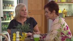 Sheila Canning, Susan Kennedy in Neighbours Episode 7770