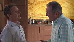 Paul Robinson, Karl Kennedy in Neighbours Episode 7770