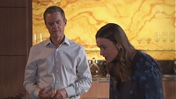 Paul Robinson, Amy Williams in Neighbours Episode 7770