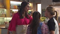 Dipi Rebecchi, Kirsha Rebecchi, Xanthe Canning in Neighbours Episode 7770