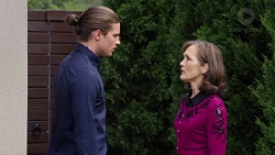 Tyler Brennan, Fay Brennan in Neighbours Episode 7771